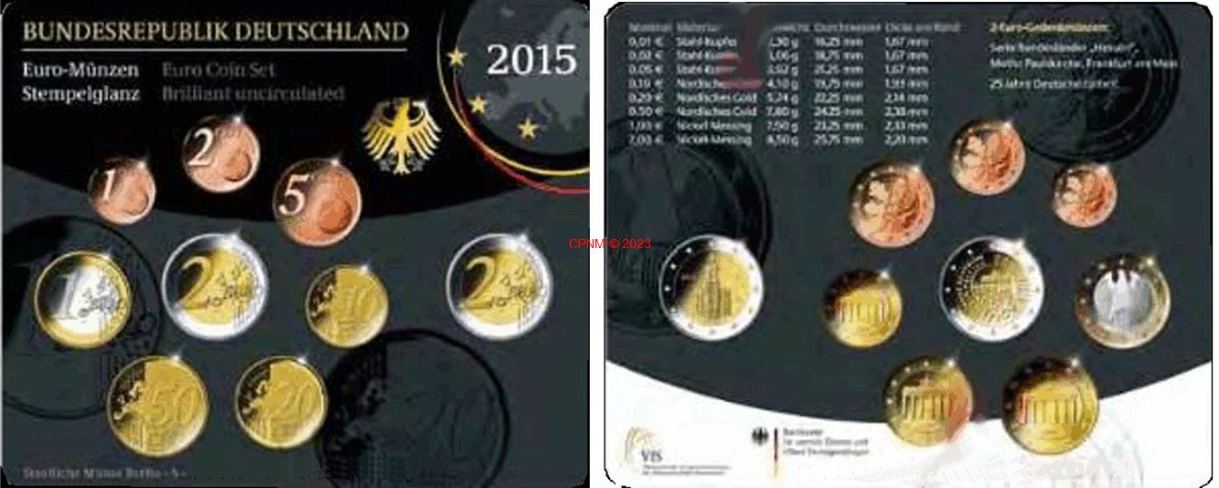 Euros 2 Euros Commémoratives Fi 2 C 15 Be