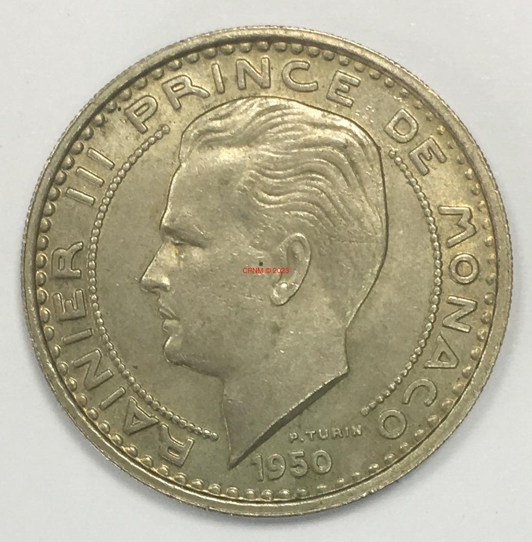 Monnaies d 39 europe francs de monaco page 9 - Comptoir numismatique monaco ...