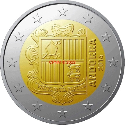Euros Andorre